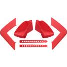 Stylingset Guppy-Maxi Rood