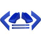 Stylingset Guppy-Mini  Blauw