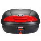 Topkoffer - bagagebox GiVi E450 Simply II Monolock zwart 45 Liter
