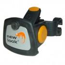 TurnLock Systeem New Looxs voor afneembare mand - zwart
