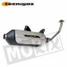 Uitlaat Piaggio X8 125, 200 Tecnigas Maxi 4N E-keur