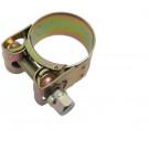 Bandklem - uitlaatklem Bofix W2 25-27mm RVS