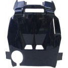 Underseat Yamaha Aerox blauw-metallic