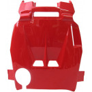Underseat Yamaha Aerox Ferrari-rood