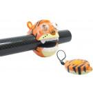 Verlichtingset Animal LED voor + achter  tijger