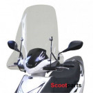 Aanbieding: Windscherm met montageset Kymco Agility 16R inch en City 16 R  50cc 125cc 150cc 200cc hoog