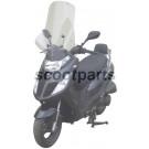 Aanbieding:Windscherm met montageset Kymco New Dink hoog  50cc 125cc 200i