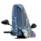 Windscherm met montageset Faco Malaguti Centro 50cc 125cc compleet hoogte 74,5cm origineel