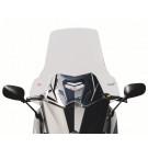 Windscherm met montageset Yamaha T-Max 530 vanaf 2012 sport