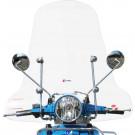 Windscherm met montageset Vespa  PX - 2011 hoog-model