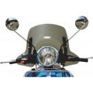 Windscherm met montageset Vespa  PX - 2011 smoke laag model