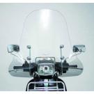 Windscherm met montageset Vespa  S   50cc 125cc 150cc  (2007)