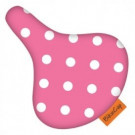 Zadeldek Bikecap Pink Dot
