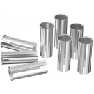 Zadelpenvulbus aluminium 27.2->29.2  80mm