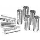 Zadelpenvulbus aluminium 27.2->31.8