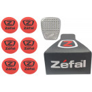 Zefal emergency-kit 6-pleisters zelfklevend + schuur  (25 stuks)
